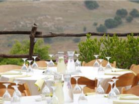 גן אירועים - אוהל יעל מקום בהר