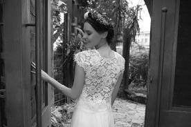 שמלת כלה חולצת תחרה