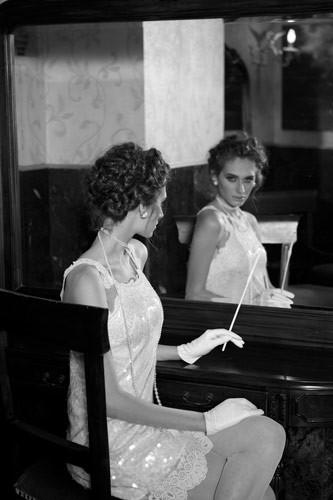 שמלת כלה קצרה מיוחדת