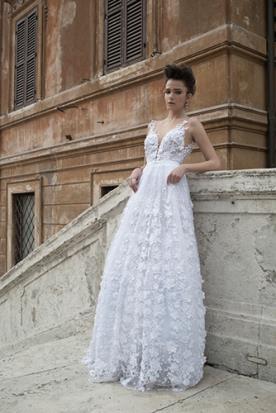שמלת כלה סגנון בוהו שיק