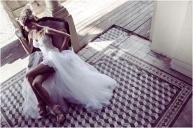 שמלת כלה מיני וטול מקסי