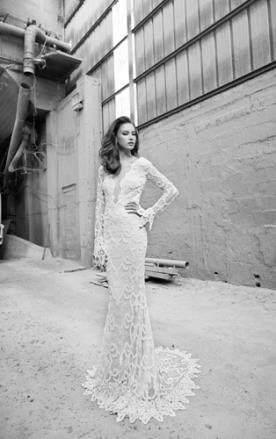 שמלת כלה הוט קוטור 2014