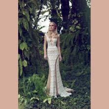 שמלת כלה יצירתית