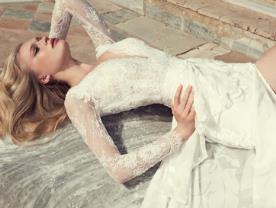 שמלת כלה - סימיז'אן בוזגלו שמלות כלה