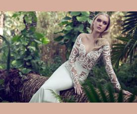 שמלת כלה הוט קוטור 2015