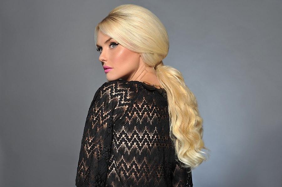 עיצוב שיער - מראה מאחור