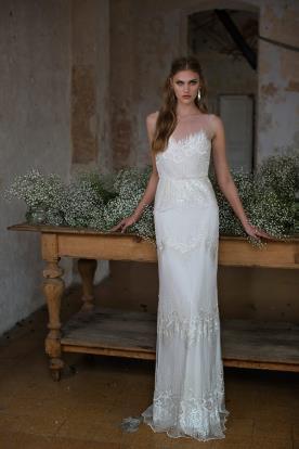 שמלה אידיאלית לכלה הזוהרת