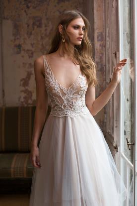 שמלת כלה לנסיכה האידיאלית