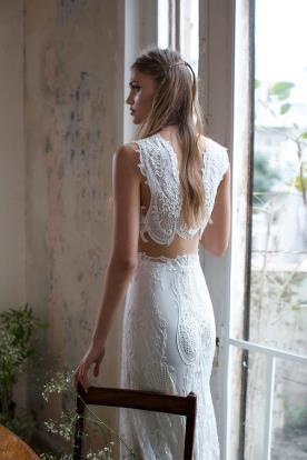 שמלת כלה בוהו שיק אידיאלית לקיץ