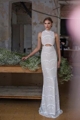 שמלה אידיאלית לכלה האלגנטית