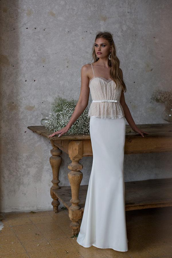 שמלה אידיאלית לכלה הייחודית