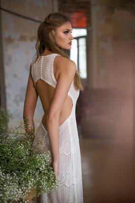 שמלת כלה חושנית אידיאלית לקיץ