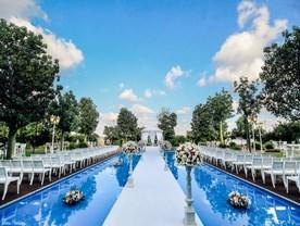 גן ואולם אירועים - עלמה בית לאירועים