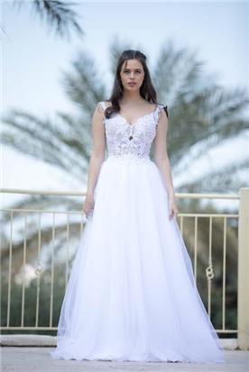 שמלה ערב אופנתית