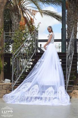 שמלת כלה מרשימה למראה מושלם