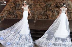שמלת כלה בסגנון נסיכתי