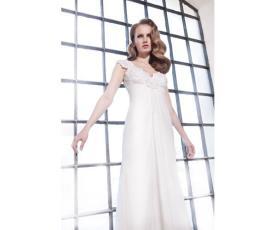 שמלת כלה בגזרה משוחררת