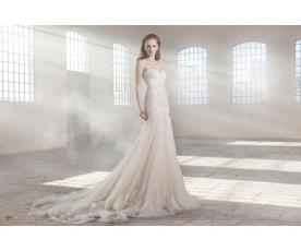 שמלה רומנטית הוליוודית לכלה