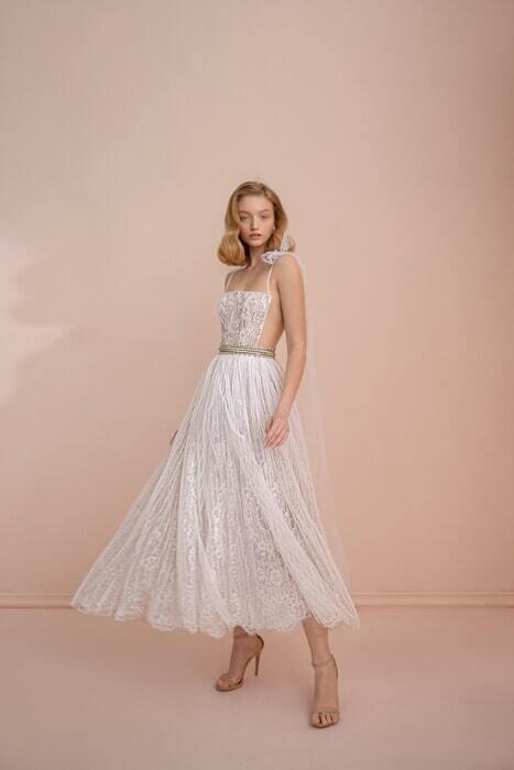 שמלה בגזרת בת ים