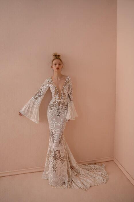 שמלות בעבודת יד