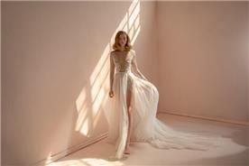 שמלה כלה צנועה