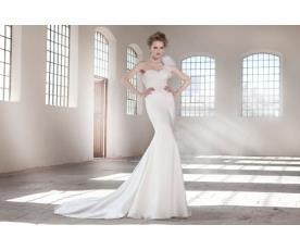 שמלת כלה אלגנטית הוט קוטור