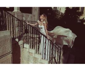 שמלת כלה רומנטית למראה מיוחד