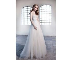 שמלת כלה נסיכתית למראה קסום