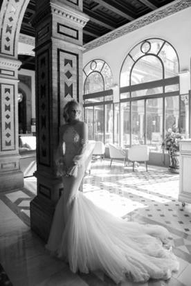 שמלת כלה בעיצוב מיוחד קלאסי