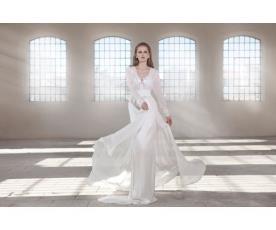 שמלת כלה וינטאג' למראה הוליוודי