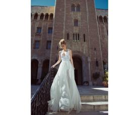 שמלת אמפייר מודרנית לכלה