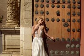שמלה חושפנית רומנטית לכלה
