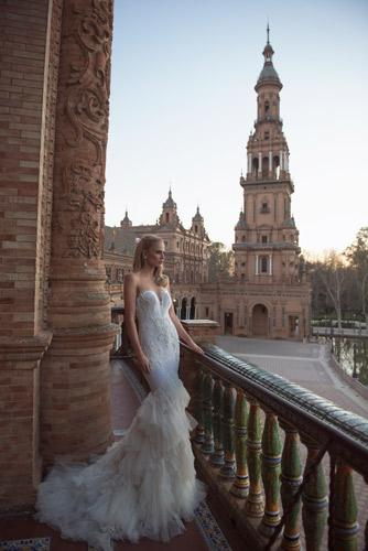 שמלת כלה למראה מרשים וסוחף