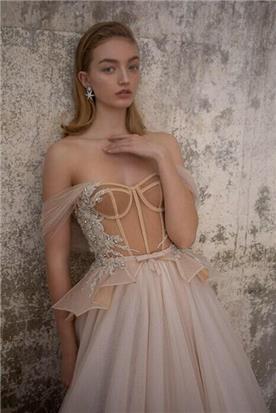 שמלה כלה רומנטית