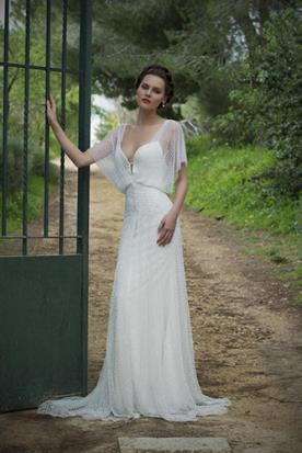 שמלת A רומנטית לכלה