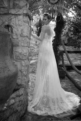 שמלת כלה הוט קוטור תחרה