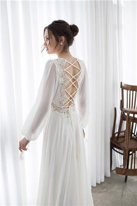 שמלת כלה של אסף דדוש