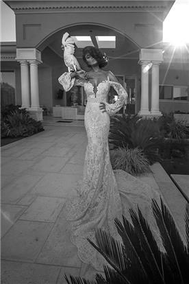 שמלות כלה יפות בעיצובה של כוכי פלס