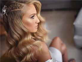 תסרוקת כלה - חן מוגרבי- עיצוב שיער