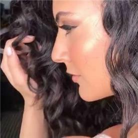 תסרוקת כלה עם שיער פזור מיוחד