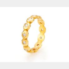 טבעת אירוסין ייחודית