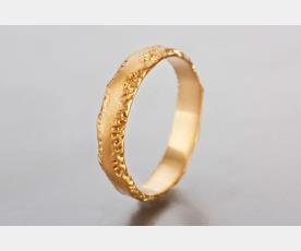 טבעת נישואין מיוחדת לחתן