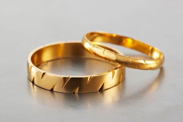 עיצוב טבעות נישואין לגבר