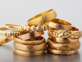 תכשיטים ואקססוריז - הידרה-טבעות נישואין יחודיות