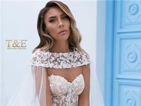 שמלת כלה ושמלת ערב - טי אנד אי - T&E