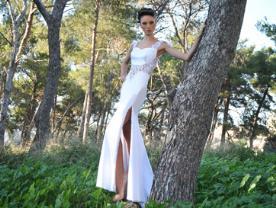 שמלת כלה - שמלה- מרינה שוורץ
