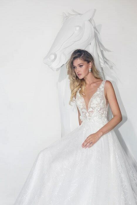 קולקציית שמלות 2019 - יניב פרסי - Yaniv Persy