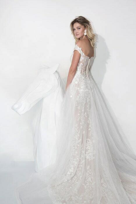שמלת כלה של יניב פרסי - Yaniv Persy