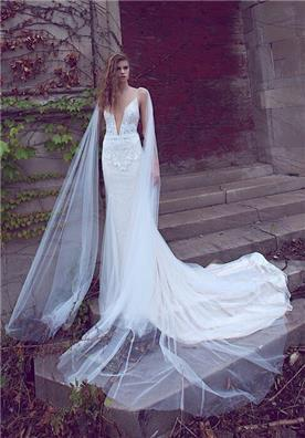 שמלת כלה ארוכה