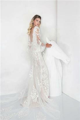 שמלות כלה דגמים חדשים - יניב פרסי - Yaniv Persy